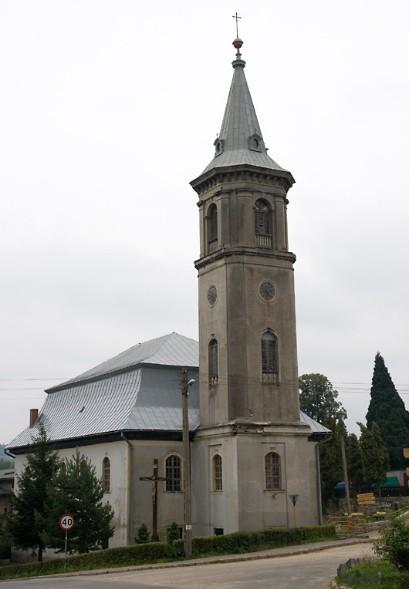 Kostel Neposkvrněného Srdce Panny Marie