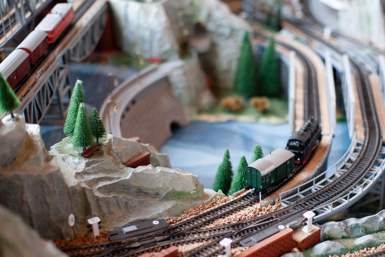 svět železnic