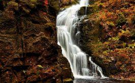 Vodopády Szklarska Poreba